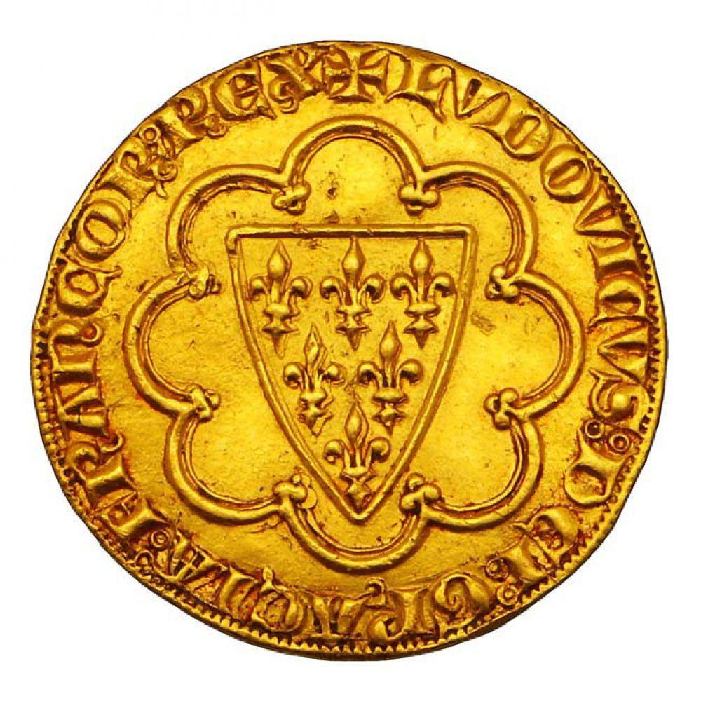 piece de monnaie louis ix