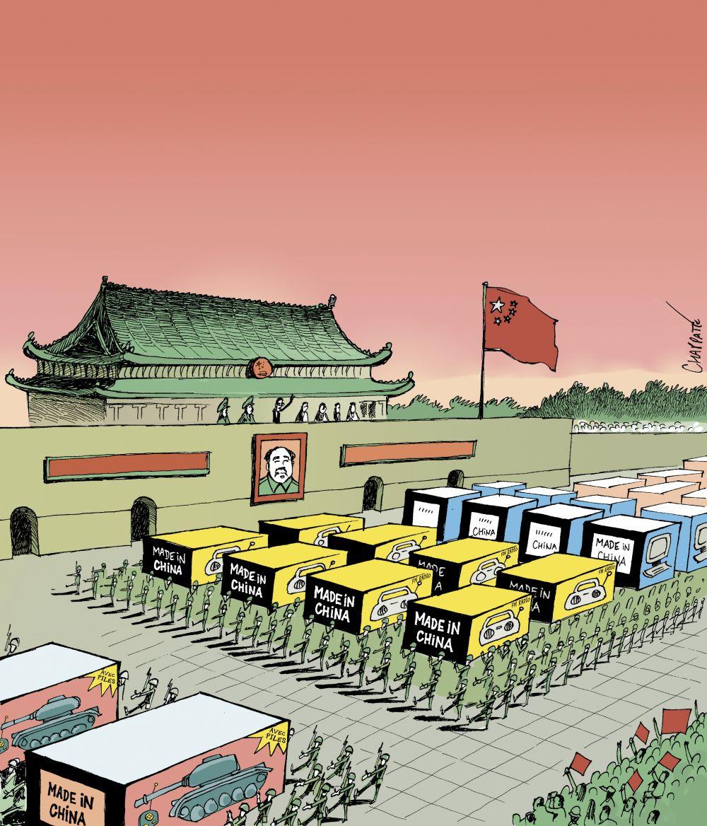 10000 ans d'économie - La Chine devient membre de l'OMC