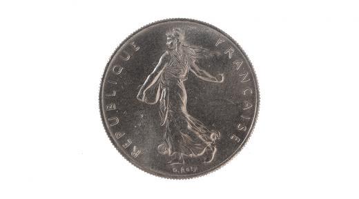1 Franc, La Semeuse, © Banque de France