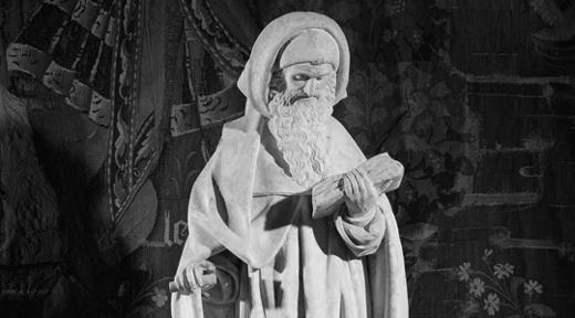 3 - Saint Antoine ermite